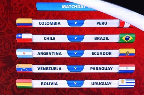 Calendrier F A Cup Brasil Enfrentar 225 O Chile Na Estreia Das Eliminat 243 Rias