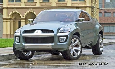 mitsubishi truck 2004 concept flashback 2004 mitsubishi sport truck
