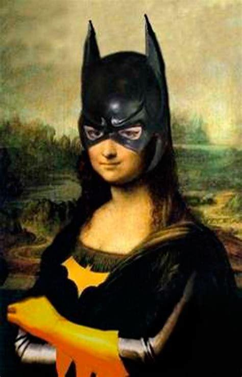 Mona Cc mona batgirl superheroes mostly batman though