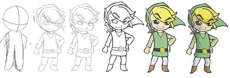 create doodle speed drawing link speed draw by nollaig on deviantart