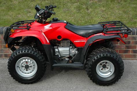 honda 250 atv price honda fourtrax trx250tm bike atv road registered