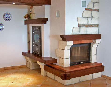 camini a legna rustici caminetti rustici primerano