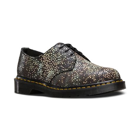 dr martens canada dr martens mie 1461 stingray in black