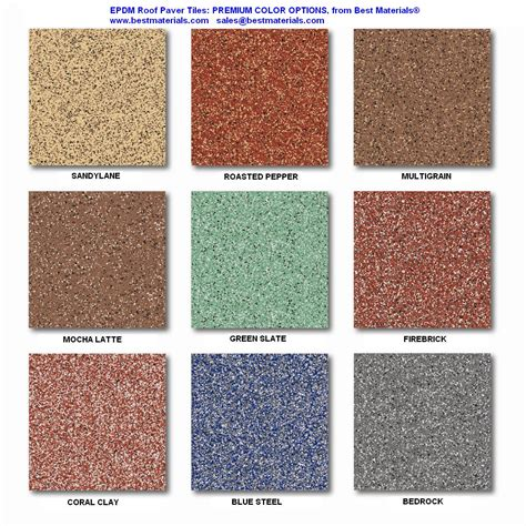 rubber st materials roofing pavers each 2u0027x2u0027 paver is set on