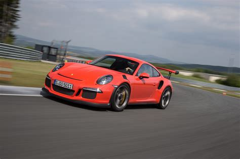 porsche gt3 2016 porsche 911 gt3 rs review