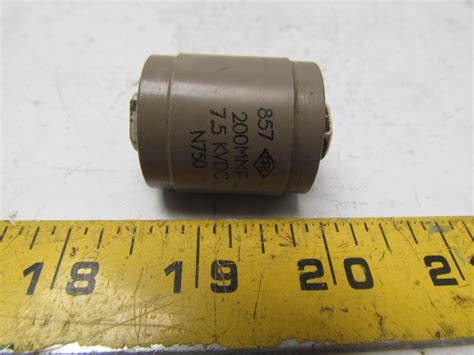 high voltage capacitor wiki crl 857 200mmf high voltage 28 images doorknob capacitor owner s guide to business and
