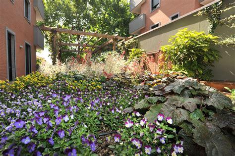 giardini in ombra progetto giardino il giardino pensile all ombra