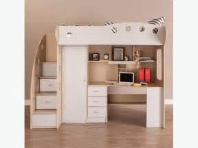 loft bed closet loft bed a whole bedroom desk closet cubbies more