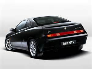 alfa romeo gtv technical specifications and fuel economy