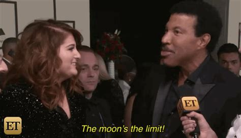 Gif Format Size Limit | meghan trainor grammys 2016 gif by entertainment tonight