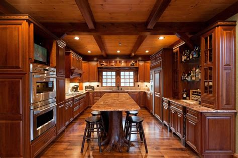 timber kitchen designs custom timber frame in the catskills of new york