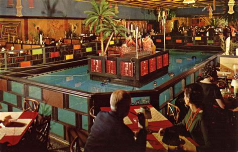 the tonga room san francisco a history the fairmont 1947 present