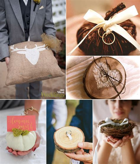 10 wedding details for fall wedding 2014