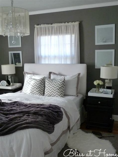 gray themed bedrooms beautiful gray bedroom grays pinterest