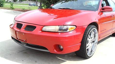 Pontiac Grand Prix 99 by 99 Pontiac Grand Prix Gt On 22 Quot S W Sounds