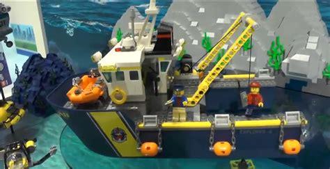new lego city sets 2015 lego deep sea explorers summer 2015 sets photos preview