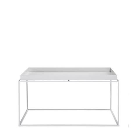 white tray coffee table hay tray coffee table white pico