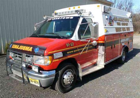 ford econoline e350 1997 emergency fire trucks ford e350 1997 emergency fire trucks