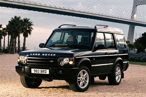 discovery land rover 2004 land rover discovery 2 2002 car review honest john