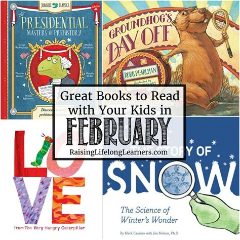 great to read great books to read with your in february awesome
