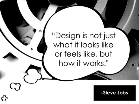 design is not design is not justwhat it