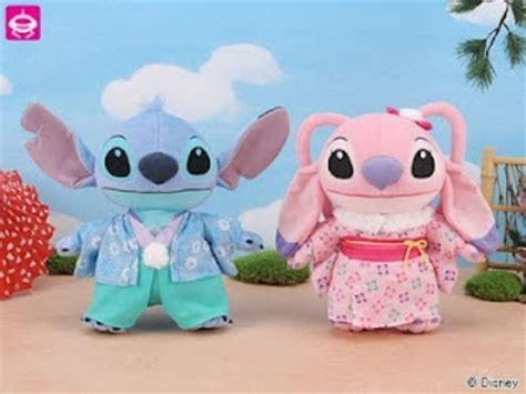Boneka Stitch Pengantin 1 boneka lucu