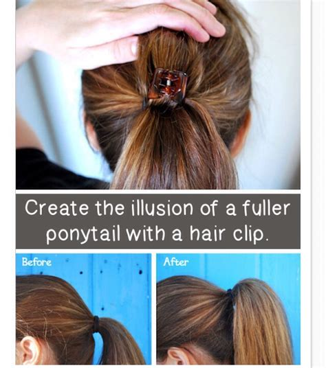 simple homekeeping part 1 26 tips tricks for a clean one simple trick to make ponytail to look fuller trusper