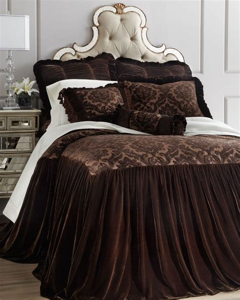 luxury bed linens luxury bedding isabella collection by kathy fielder