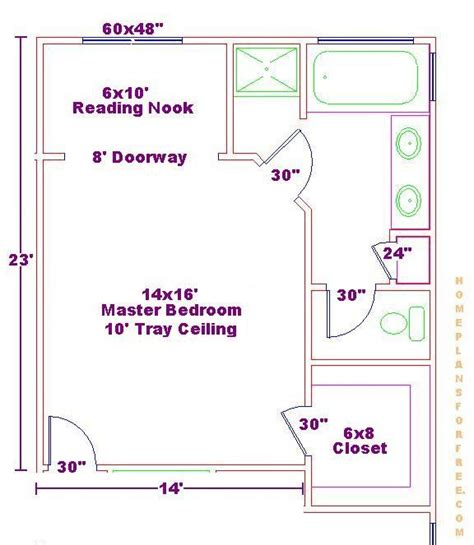 master bedroom bath floor plans 14x16 master bedroom floor plan with bath and walk in