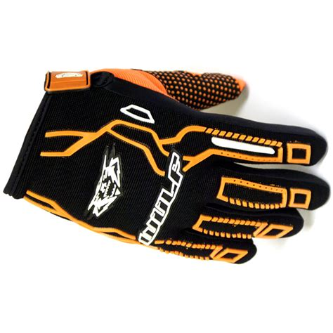 motocross gloves wulfsport ten 10 mx road mtb mountainbike wulf