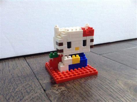 Lego Nanoblock Sailing Hello hello nanoblock lego toys amino