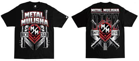 Hoodie Metal Mulisha Fightmerch ufc 137 fight wear recap