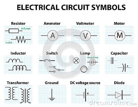 electrical timer schematic symbol electrical get free