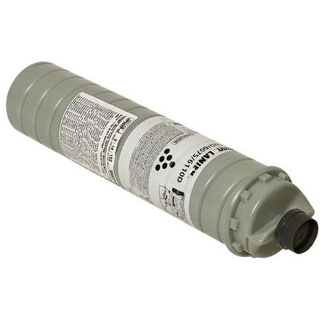 Toner Ricoh ricoh aficio mp 6002 black toner cartridge genuine g0108