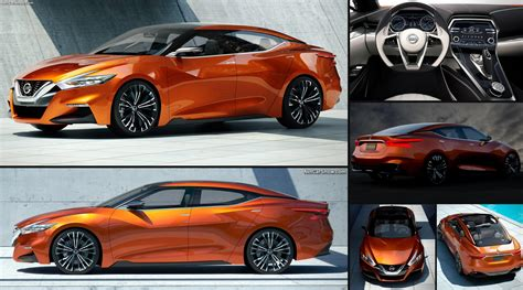 nissan sedan nissan sport sedan concept 2014 pictures information