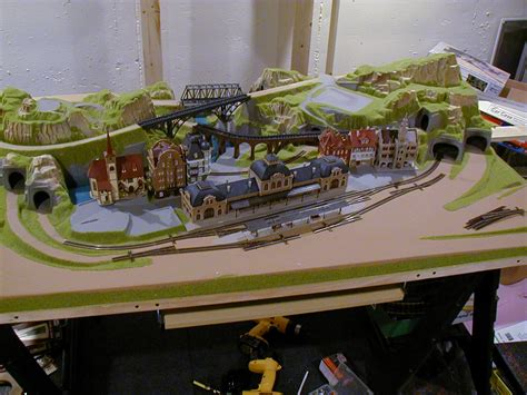 layout n scale train best photos of layout n scale train dioramas n scale