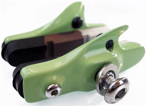 colored brake pads colored brake pads road brake pads standard hardware