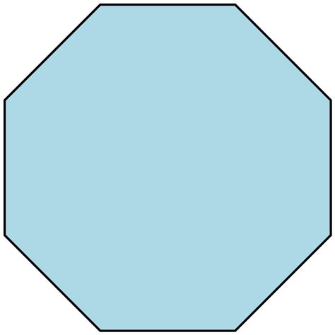 picture of octagon octagon clipart 49