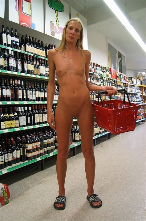 Naked Groceries The Sl Naturist
