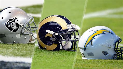 rams to move nfl owners likely to rams chargers move to los