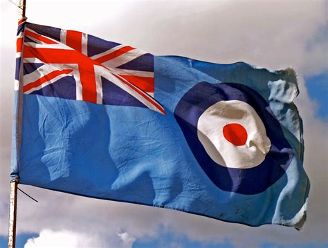 Raf Flag raf ensign the ensign of the royal air has t flickr