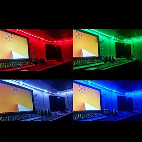 how to power led light strips le waterproof 12v 16 4ft 5m rgb led light kit multi colored 150 units 5050 leds