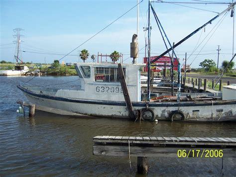 used shrimp boats for sale jim s little blog slightly used shrimp boat for sale