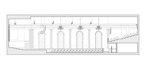 church section names stage design for traditional church joy studio design