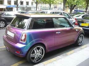 Mini Cooper S Colors Mini Cooper S Cameleon Color