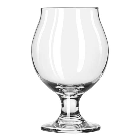 barware supplies libbey glassware 3807 13 oz belgian beer glass