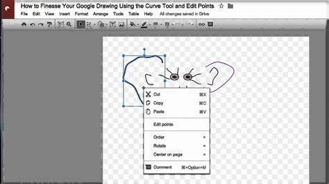 doodle how to edit how to finesse your drawing with the curve tool and