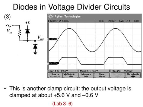 diode rectifier circuit lab ppt parallel lc resonant circuit powerpoint presentation id 417949