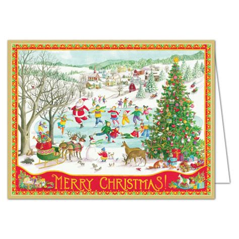 winter boxed greeting cards paperstyle