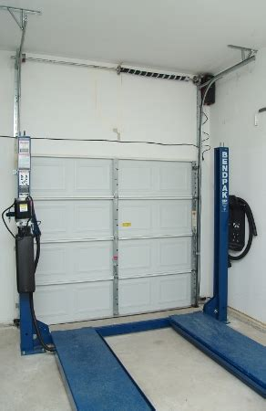 Garage Door High Lift Conversion Grassroots Motorsports High Lift Garage Door Conversion